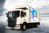 LED advertising Truck YES-V9
