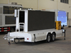 Mobile LED Advertising Trailer YES-T9N