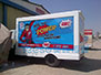 Advertising light box truck V1