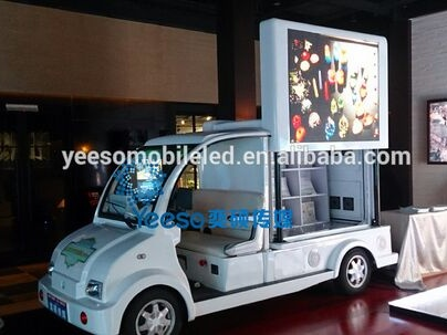 Car LED Display,LED Car Sign in UK for outdoor advertising