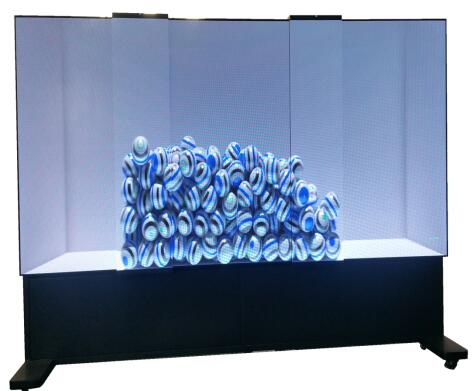 LS03 S LR Series----Indoor Horizontal Sliding Full Color LED Display